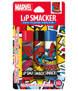 Lip Smacker Spiderman Lip Balm Trio