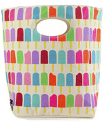 Fluf Popsicle Organic Lunch Bag