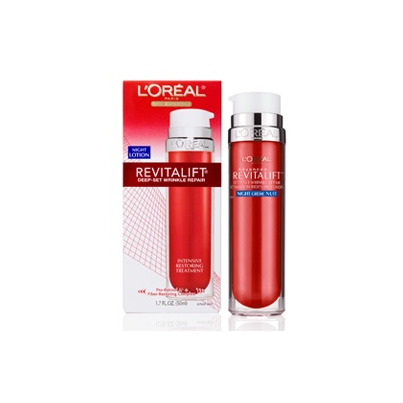 L\'Oreal Revitalift Deep-Set Wrinkle Repair Night Creme
