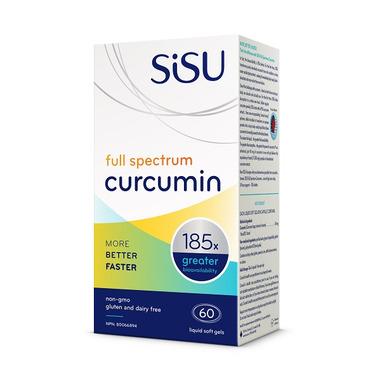 SISU Full Spectrum Curcumin