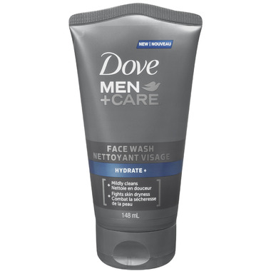 Dove Men + Care Hydrate Face Wash
