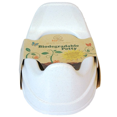 EcoSouLife Biodegradable Bamboo Potty