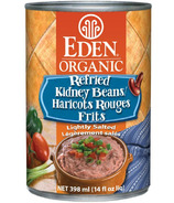 Eden Organic Canned Refried Kidney Beans