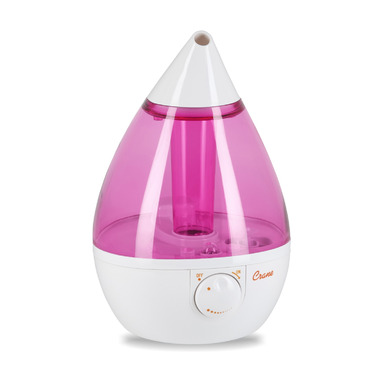 Crane Cool Mist Pink Humidifier