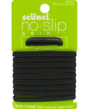 Scunci No-Slip Grip Hair Elastics