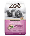 Zoe Indoor Cat Food Turkey, Peas and Potato