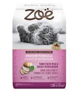 Zoe Indoor Cat Food Turkey, Peas and Potato