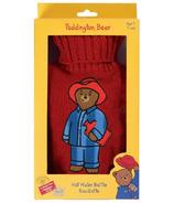 Paddington Bear Red Knit Hot Water Bottle
