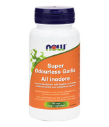 NOW Foods Super Odourless Garlic