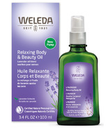 Weleda Lavender Relaxing Body and Beauty Oil