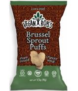 Vegan Rob's Brussel Sprout Puffs