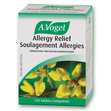 A.Vogel Hayfever & Allergy Relief (Pollinosan) Tablets