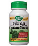 Nature's Way Wild Yam Root & Rhizome