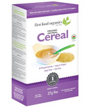First Food Organics Oatmeal Cereal