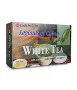 Uncle Lee's Legends of China Organic White Tea