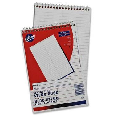 Hilroy Stenographer\'s Notebook