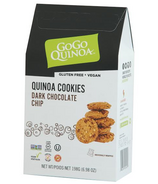 GoGo Quinoa Dark Chocolate Chip Cookies