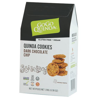 Buy Gogo Quinoa Chocolate Chip Cookies At Well Ca Free