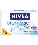 Nivea Creme Soft Creme Soap Bar