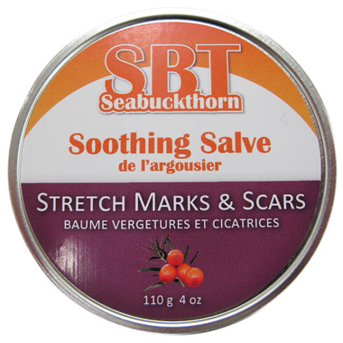 SBT Seabuckthorn Stretch Marks & Scars Soothing Salve
