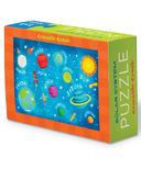 Crocodile Creek Matchbox Puzzle Solar System