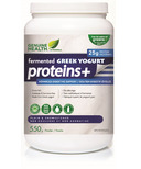 Genuine Health fermented GREEK YOGURT proteins+ Protein Powder Plain