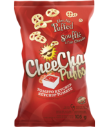 CheeCha Potato Puffs Tomato Ketchup Flavour