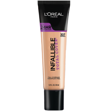 L\'Oreal Paris Infallible Total Cover Foundation