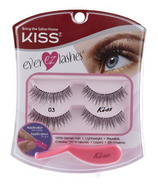 Kiss Pro Lash Fake Eyelashes Double Pack # 02