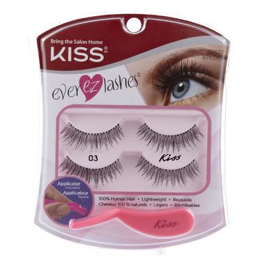 Kiss Pro Lash Fake Eyelashes Double Pack # 02