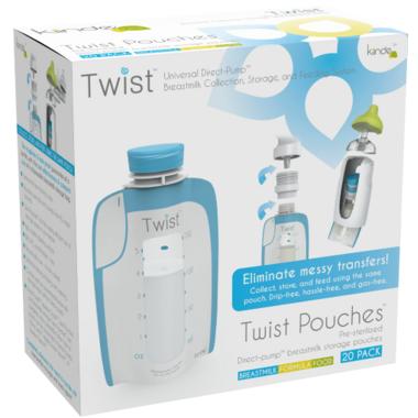 Kiinde Twist Pouch