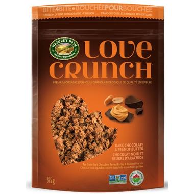 Nature\'s Path Organic Love Crunch Dark Chocolate & Peanut Butter