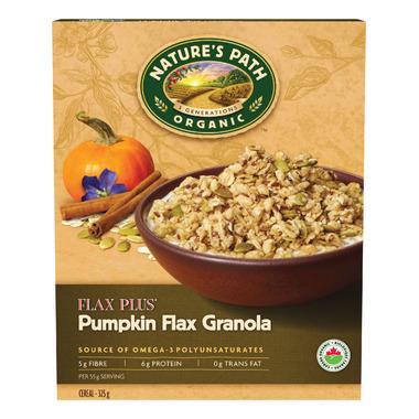 Nature\'s Path Organic Pumpkin FlaxPlus Granola