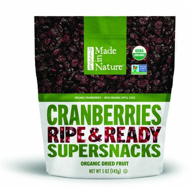 Made In Nature Organic Cranberries