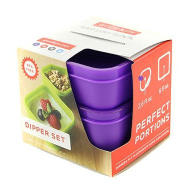 Goodbyn Dipper Set Purple