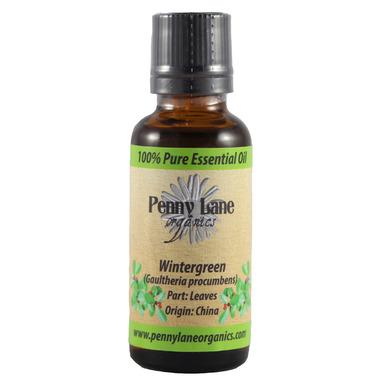 Penny Lane Organics Wintergreen Essential Oil
