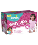 Pampers Easy Ups Girls Giant Pack