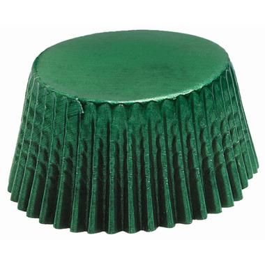 Green Foil Standard Bake Cups