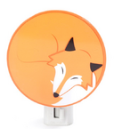 Kikkerland Fox Night Light