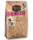 Holistic Choice Real Meat Chicken, Rice & Salmon Cat Food