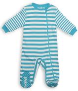 Juddlies Sleeper Scuba Blue Stripe