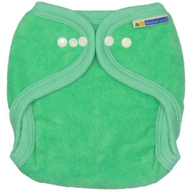 Motherease One Size Cloth Diaper Green