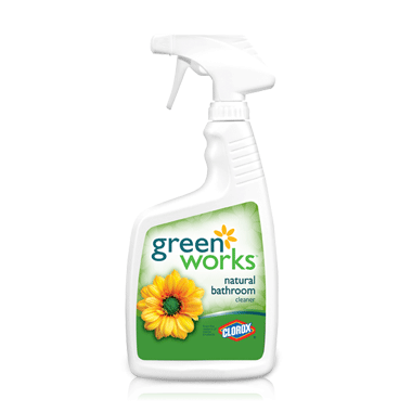 Green Works Natural Bathroom Cleaner