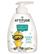 ATTITUDE Little Ones Bubble Bath Pear Nectar