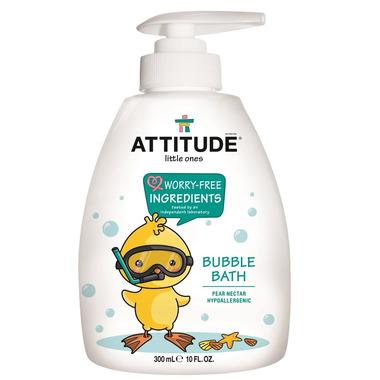 ATTITUDE Little Ones Bubble Bath Pear Nectar