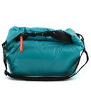 Goodbyn Rolltop Insulated Lunch Bag Dark Aqua