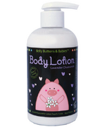 Belly Buttons & Babies Lavender Chamomile Body Lotion