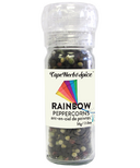 Cape Herb & Spice Table Top Grinder Rainbow Peppecorns