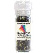 Cape Herb & Spice Table Top Grinder Rainbow Peppecorns