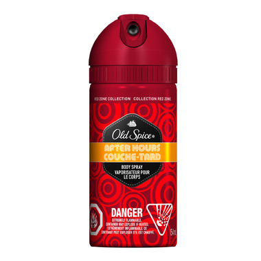 Old Spice Red Zone Collection Body Spray